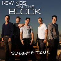 [중고] New Kids On The Block / Summertime (Single/Digipack)