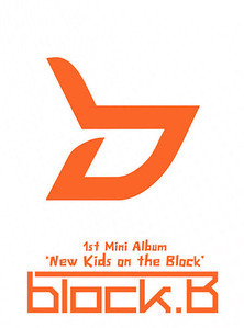 [중고] 블락비 (Block.B) / New Kids On The Block (1st Mini Album)