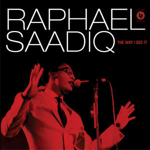 [중고] Raphael Saadiq / The Way I See It (홍보용)