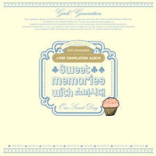 [중고] V.A. / Sweet Memories With 소녀시대 (2CD)