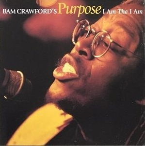 [중고] Bam Crawford / I Am The I Am‎ (수입/Single/홍보용)