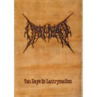 [중고] 오딘 (Oathean) / Ten Days In Lachrymation (개인싸인/DVD 케이스)