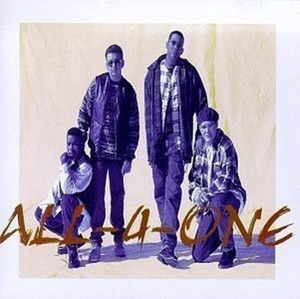 [중고] All-4-One / All 4 One (So Much In Love)