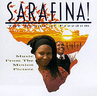 O.S.T. / Sarafina The Sound Of Freedom (미개봉)