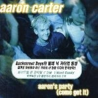 [중고] Aaron Carter / Aaron's Party (Come Get It)