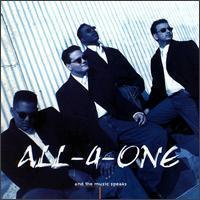 [중고] All-4-One / And The Music Speaks