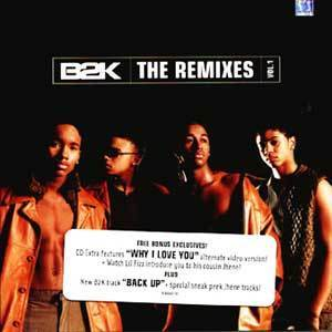 [중고] B2K / The Remixes 1 (EP/수입)