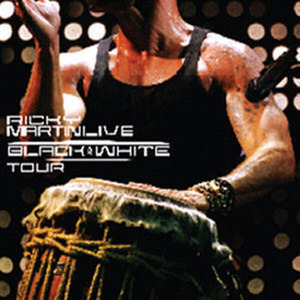 Ricky Martin / Live : Black & White Tour (CD+DVD/미개봉)