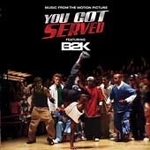 [중고] O.S.T  / You Got Served Featuring B2K