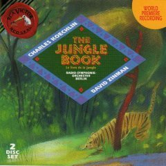 [중고] David Zinman / Koechlin: The Jungle Book (수입/2CD/09026619552)